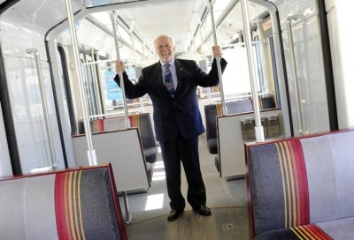 RTD general manager Cal Marsella, pictured here in this 2009 photo, died on Saturday at the age of 65. (RJ Sangosti, The Denver Post)