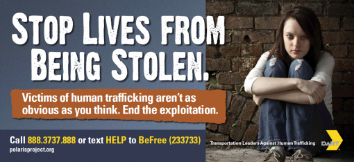 Stop Lives From Being Stolen