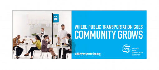 Where Public Transportation Goes, Community Grows